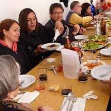 Comida en el Restaurante en Benagéber, El Sequer