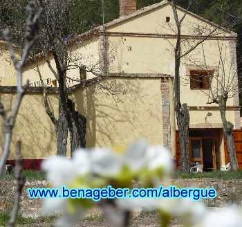 Oferta alojamiento y comida en el Albergue el Sequer de Benagéber, Valencia