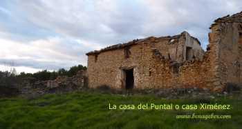 Casas del Puntal o Casas Ximenez, Sendero de la Atalaya